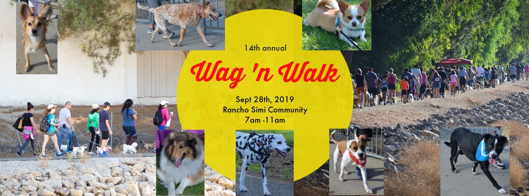 14TH ANNUAL WAG N WALK 2019 (Simi Valley)